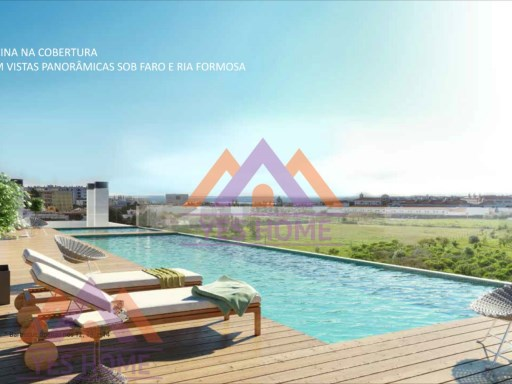 Luxury 2 bedroom apartment Faro | 2 Bedrooms | 2WC