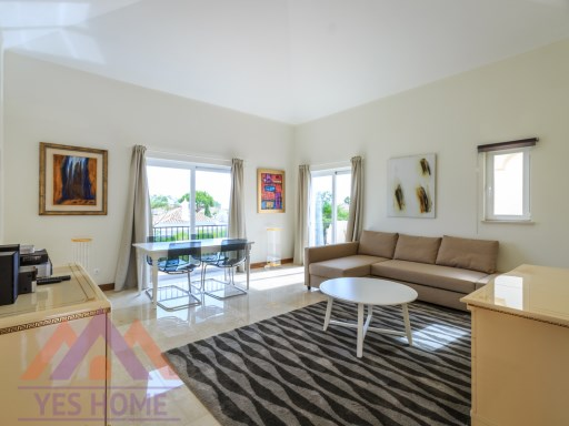 Apartamento com Vista Mar - Quinta do Lago | T1 | 1WC