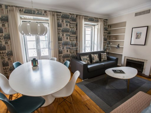 Superb Two Story T2 - Chiado (Duplex T2 Chiado) | T2 | 3WC