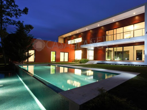 Great House V5 +1 with garden and pool in Quinta da Marinha | 6 Oda Sayısı | 7WC