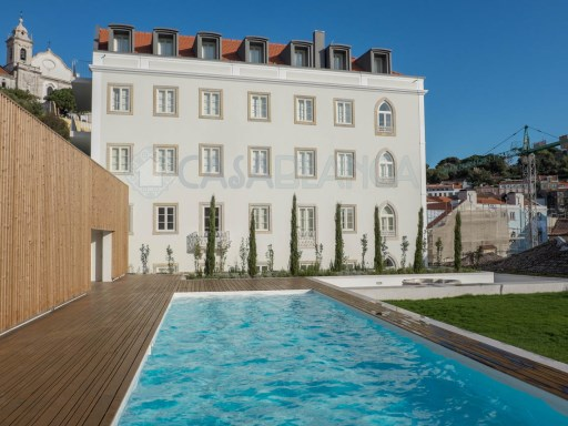 1 bedroom apartment in luxury Condominium-Lisbon | 1 Bedroom | 1WC