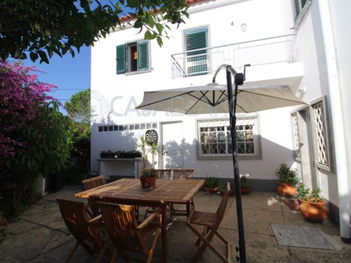 Townhouse › Cascais | 4 Bedrooms