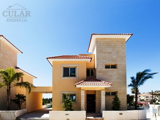 Kalogiri Villa in Limassol | 3 Bedrooms | 3WC