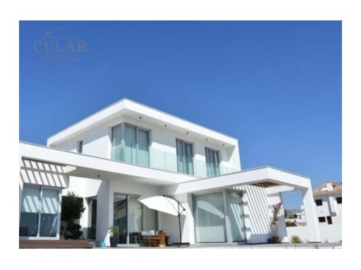 Villa in Limassol for Rent | 4 Bedrooms | 4WC