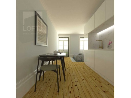 Appartement › Porto | Studio | 1WC