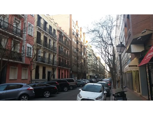 Flat › Madrid | 1 Bedroom | 1WC