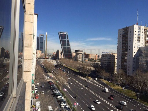 Flat › Madrid | 4 Bedrooms | 3WC
