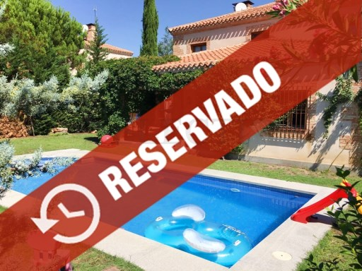 Villa › Madrid | 5 Bedrooms | 6WC