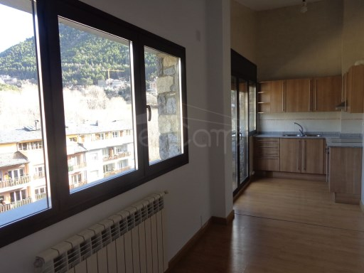 Penthouse › La Massana | 2 Bedrooms + 2 Interior Bedrooms | 1WC