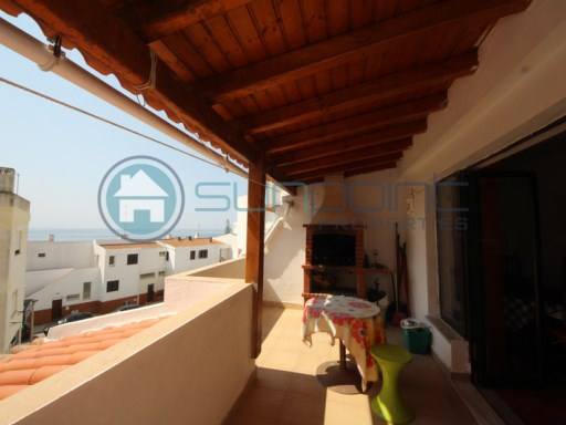 LARGE BALCONY WITH BBQ AND SEA VIEWS | 3 Bedrooms | 2WC