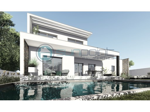 CONTEMPORARY 3 BED VILLA WITH POOL AND SEA VIEWS UNDER CONSTRUCTION | 3 Bedrooms | 3WC