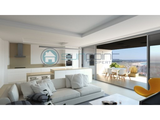 Luxury Apartment, Modern Architecture with Sea View | 2 Bedrooms | 2WC