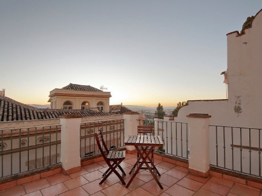 Terraced House › Granada | 4 Bedrooms | 3WC
