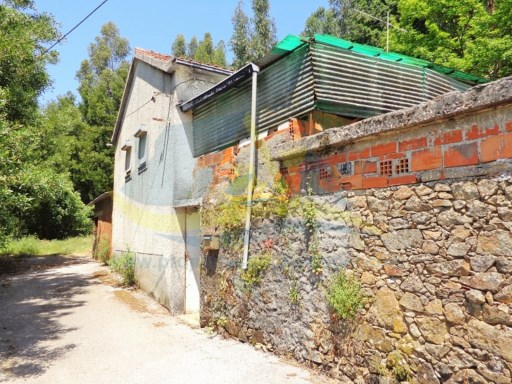 Spacious, stone, detached farmhouse with great views ready for renovation.  |