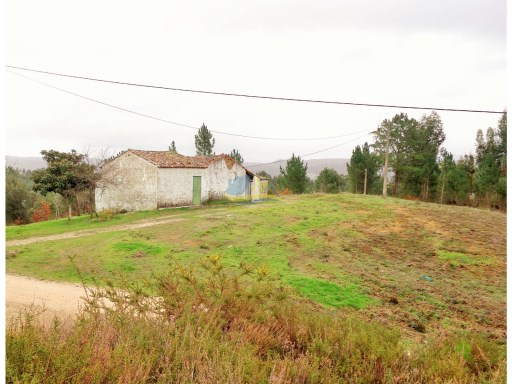 Farm with over 3 hectares of land in a wonderful location and with no near neighbours, not too far from the large towns of Lousã and Vila Nova de Poiares.  | 0 Bedrooms
