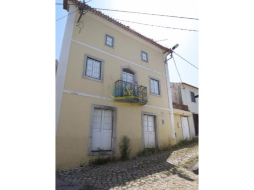 Three-storey town house located in a sleepy village, just north of the town of Avelar, Ansião. | 2 Bedrooms | 2WC