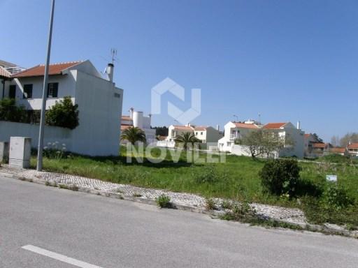 Plot of land for construction of Single-family Housing in the Centre of Marinha grande |