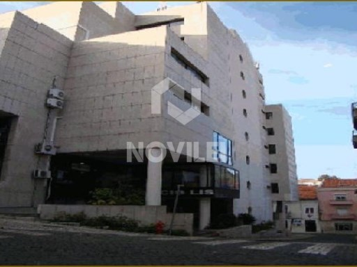 Büro in der Mall in Leiria |