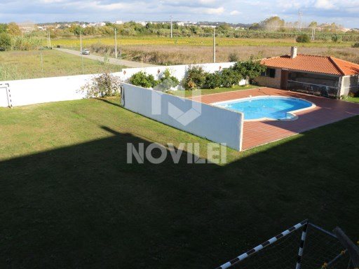 Fantastic House with swimming pool near the T7 city of Leiria, Portugal | 5 Bedrooms + 3 Interior Bedrooms | 6WC