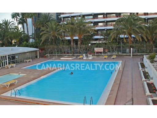 STU_236 Studio 200m from beach promenade in Play del Ingles. |  | 1WC