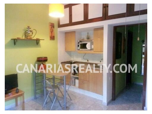STU_262 Studio with front terrace in San Agustin only 200 m from the promenade and beach. |  | 1WC