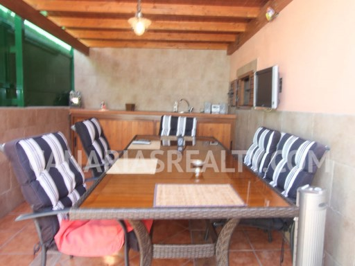 DUP_272 Renovated bungalow with covered terrace in a complex with pool |