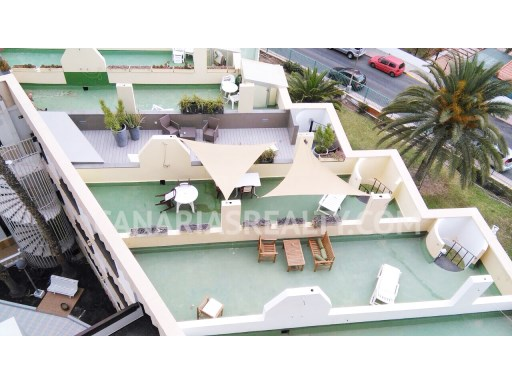 Studio with large private terrace for sale in Playa del Inglés! |  | 1WC