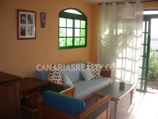 BUN_121. Bungalow with 1 bedroom, terrace and private garden in residential area of Sonnenland. | 2 Antall Soverom | 1WC