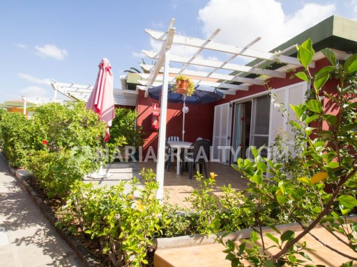BUN_509. Bungalow with terrace in a complex with swimming pool. | 1 Bedroom | 1WC