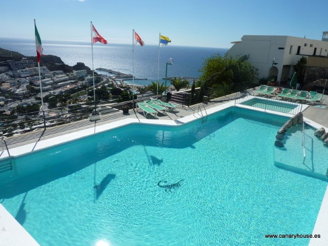 Property for sale in Puerto Rico, Gran Canaria, complex Scorpio.