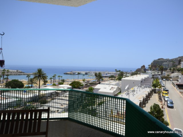 Apartment for sale, complex Balcon in Puerto Rico, Gran Canaria.