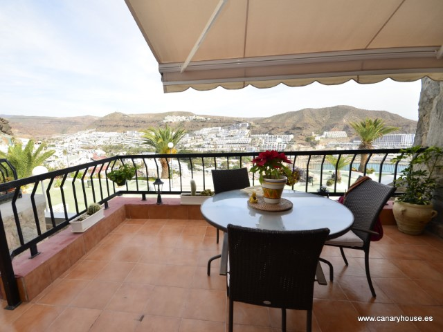 Property for sale, is part of the complex Roque Nublo, in Puerto Rico, Gran Canaria.