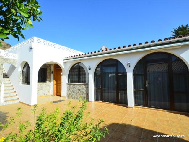 Property for sale, Villa  in Tauro, Mogan, Gran Canaria, Canary Islands.