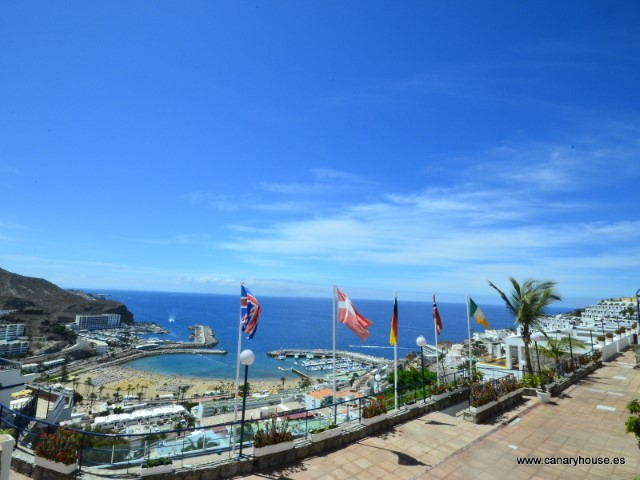Bahia Azul, apartment for sale, Puerto Rico, Mogan, Gran Canaria.