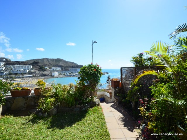 House for sale in Puerto Rico, Gran Canaria.