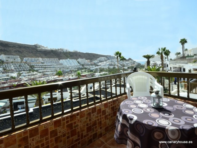 Appartement for sale in Puerto Rico, Gran Canaria.