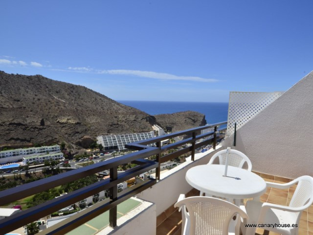 Apartment for sale in Puerto Rico, Mogan, Gran Canaria.