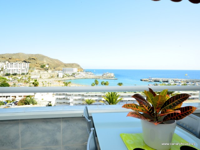 Studio - apartment for sale in Puerto Rico, Gran Canaria, Canary Islands.