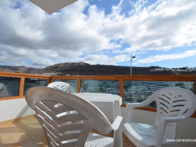 Apartment for sale in Puerto Rico, Mogan, Gran Canaria. Canary House Real Estate.