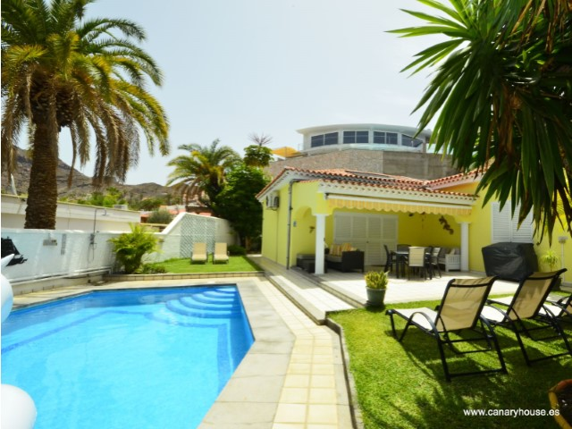Luxury Villa, for sale, in Tauro, Mogan, Gran Canaria.