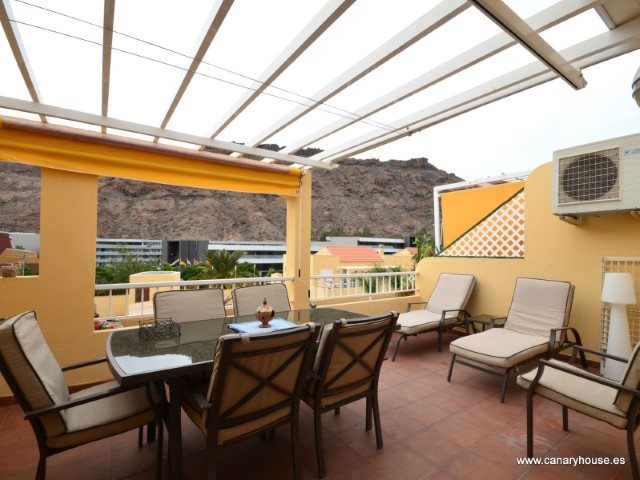 House for sale in Mogán, Gran Canaria.