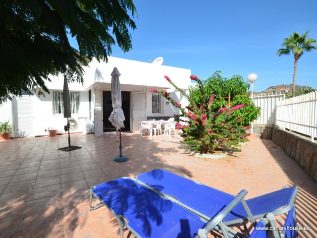Property for sale in the Centre of Puerto Rico, Gran Canaria.