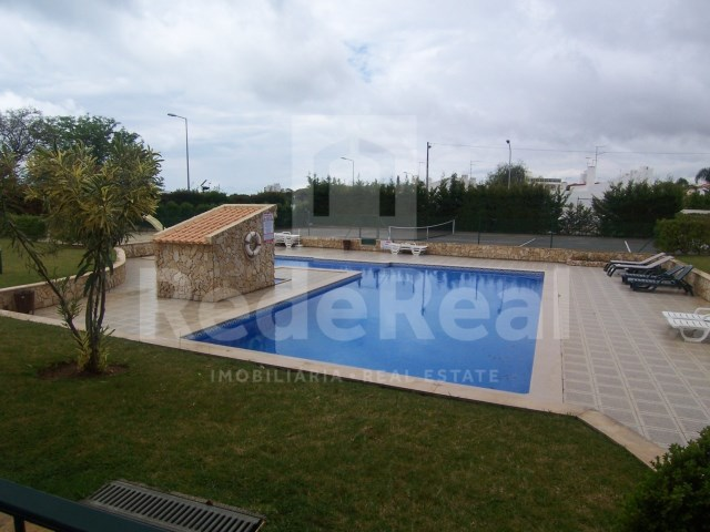 T1 inserted in a gated community for sale in Algarve
