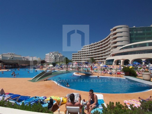 piscina de calidad Resort apartments en Albufeira