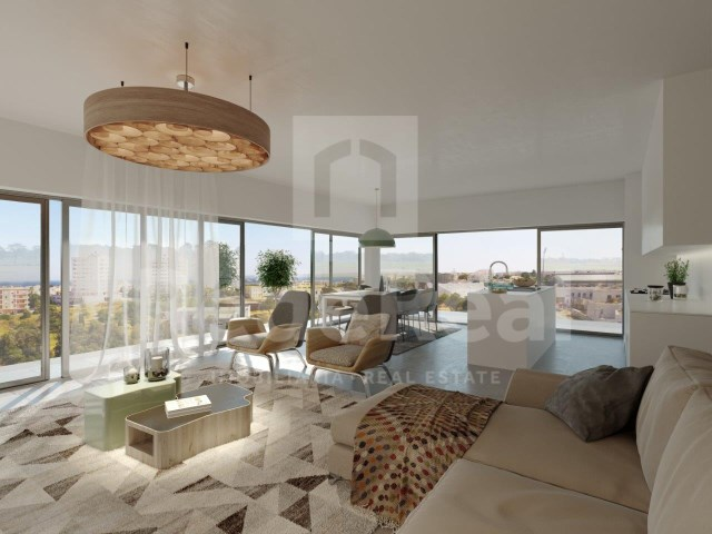 Albufeira Panoramic Pool Design Apartments (4)