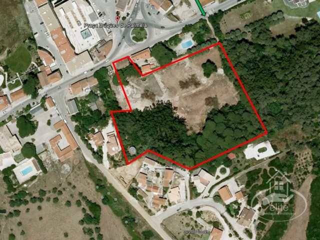 Mixed Land in Sesimbra with 16197m2 * Special conditions of financing |