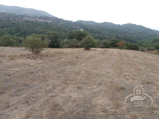 Land with ruins in the arrabida |