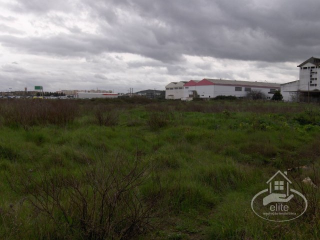 Plot of industrial land with 21,750 m2 in Alenquer, Santo Estevão |