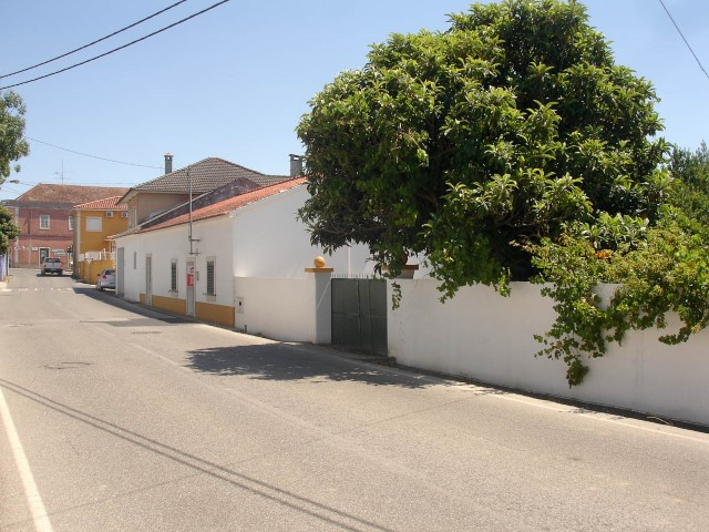 House 2 bedrooms with Backyard and Well, near Santarém, for sale