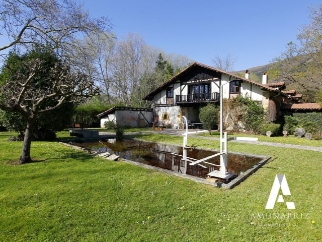 House 4 Bedrooms › Hondarribia
